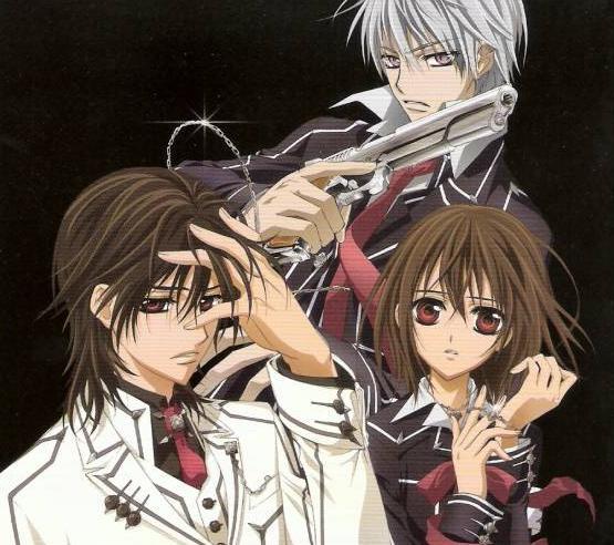 Recomendaciones Anime Vampirek